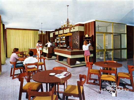 bar foto vintage
