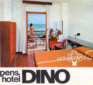 vecchie camere hotel dino