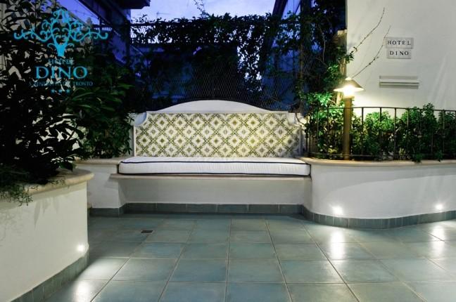 Ingresso Hotel Dino San Benedetto del Tronto